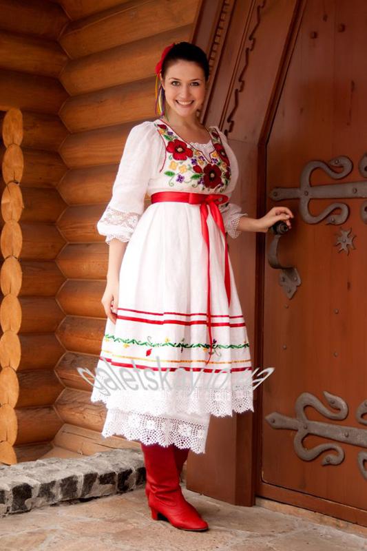 Русское Женское Народное Платье Купить